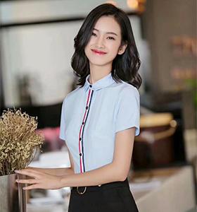 女短袖衬衫3