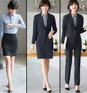 女职业套装5