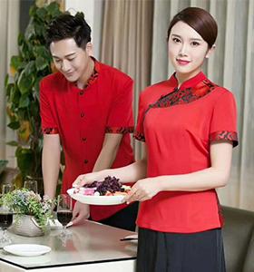 男女酒店餐厅服